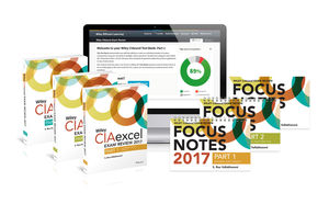 Wiley CIAexcel Exam Review 2017: Complete Set