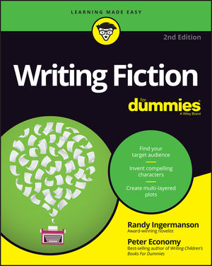 Writing Fiction For Dummies, 2nd Edition