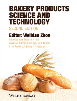 Bakery Products Science and Technology, 2nd Edition (1119967155) cover image