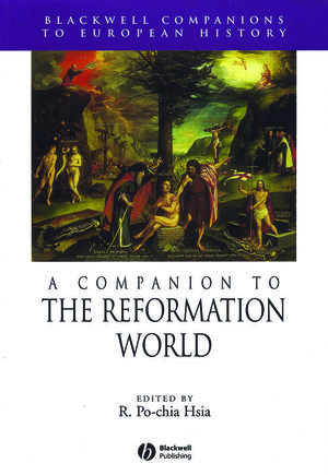 A Companion to the Reformation World (1405178655) cover image