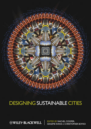 Designing Sustainable Cities (1405179155) cover image