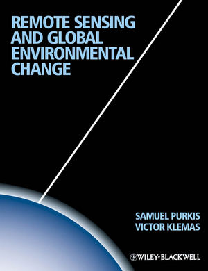 Remote Sensing and Global Environmental Change (1444340255) cover image