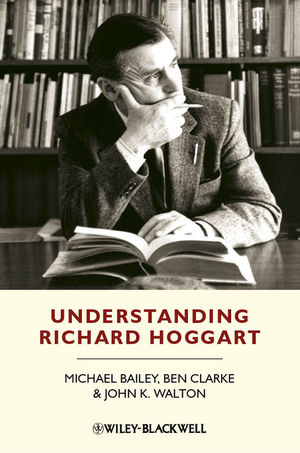 Understanding Richard Hoggart: A Pedagogy of Hope (1444346555) cover image