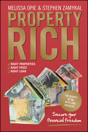 Property Rich: Secure Your Financial Freedom (1742468055) cover image