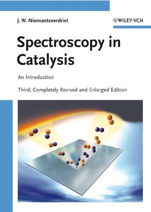 Spectroscopy in Catalysis, 3rd, Completely Revised and Enlarged Edition (3527611355) cover image