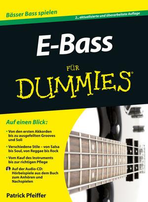 E-Bass für Dummies, 2. Auflage