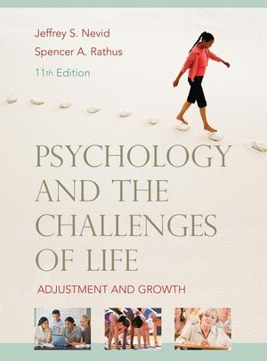 Psychology and the Challenges of Life, 11th Edition (EHEP000255) cover image