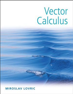 Vector Calculus (EHEP000655) cover image