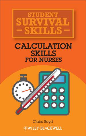 Calculation Skills for Nurses (EHEP002755) cover image