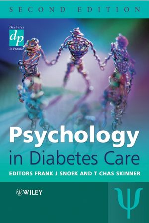 Psychology in Diabetes Care, 2nd Edition (0470023856) cover image