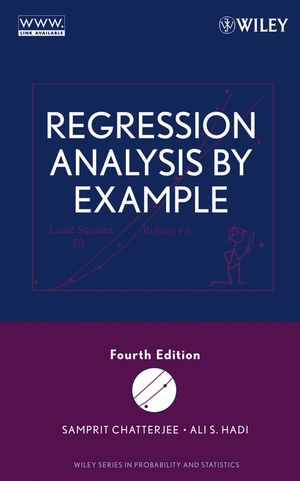 Regression Analysis by Example, 4th Edition