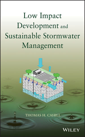 Low Impact Development and Sustainable Stormwater Management (0470096756) cover image