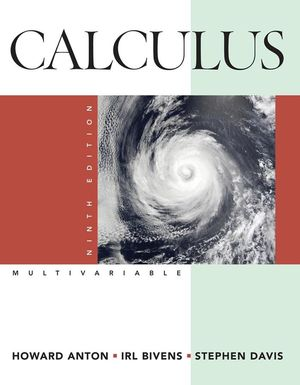 Calculus Multivariable, 9th Edition (0470540656) cover image