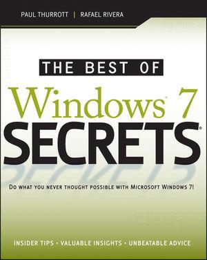 The Best of Windows 7 Secrets