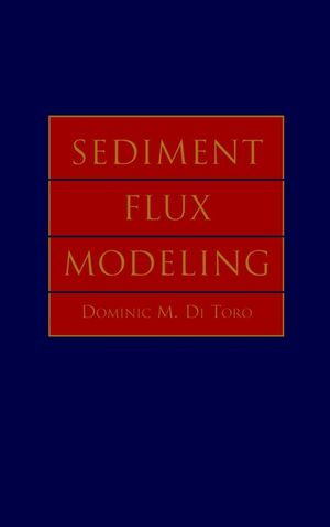 Sediment Flux Modeling (0471135356) cover image