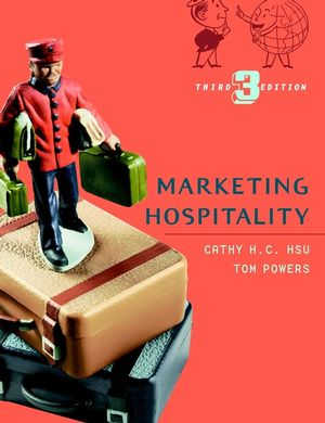 Marketing Hospitality, 3rd Edition (0471348856) cover image
