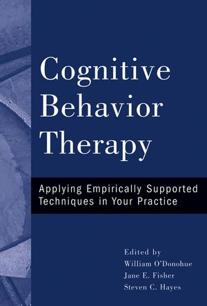 Cognitive Behavior Therapy: Applying Empirically Supported Techniques in Your Practice (0471429856) cover image