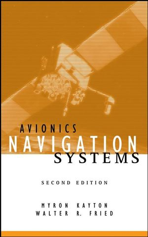 Avionics Navigation Systems, 2nd Edition (0471547956) cover image