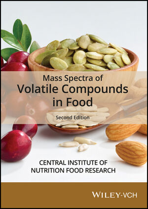 Mass Spectra of Volatiles in Food (SpecData), 2nd Edition (0471648256) cover image