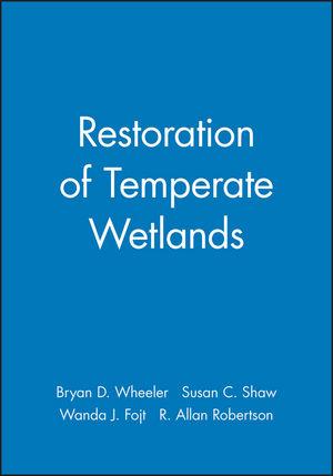 Restoration of Temperate Wetlands