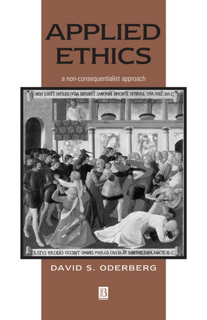 Applied Ethics: A Non-Consequentialist Approach (0631219056) cover image