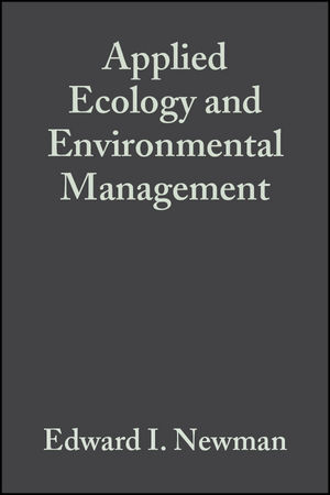 Applied Ecology and Environmental Management, 2nd Edition (0632042656) cover image