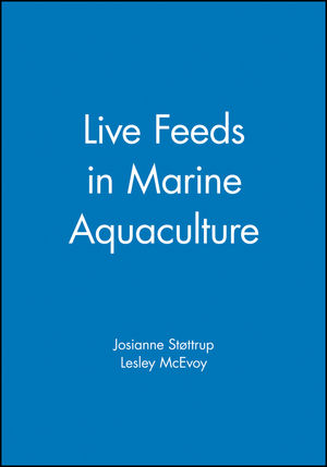 Live Feeds in Marine Aquaculture (0632054956) cover image