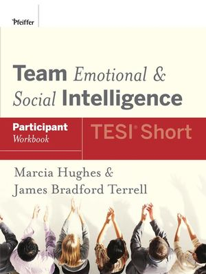 Team Emotional and Social Intelligence (TESI Short) Participant Workbook (0787988456) cover image