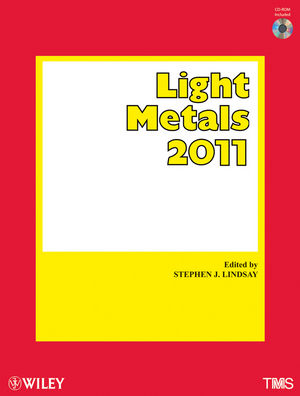 Light Metals 2011 (1118029356) cover image