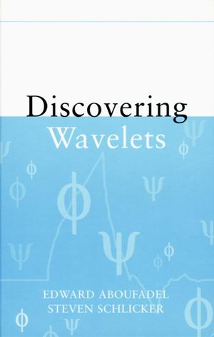 Discovering Wavelets (1118031156) cover image