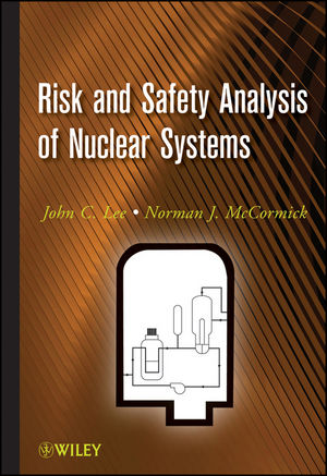 Risk and Safety Analysis of Nuclear Systems (1118043456) cover image