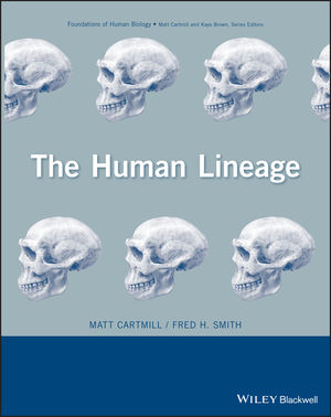 The Human Lineage (1118211456) cover image