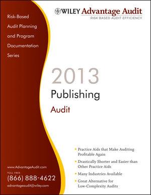 Wiley Advantage Audit 2013 - Publishing