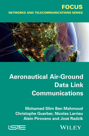 Aeronautical Air-Ground Data Link Communications (1119006856) cover image