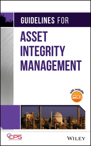 Guidelines for Asset Integrity Management (1119364256) cover image
