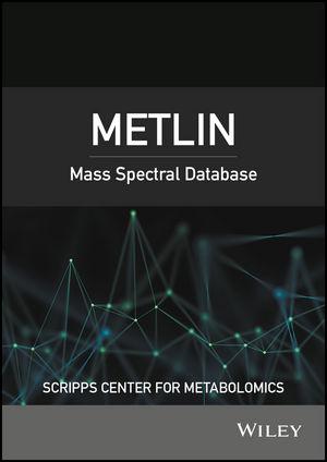 METLIN Mass Spectral Database (1119377056) cover image