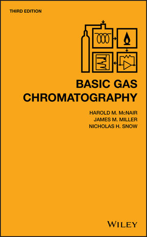 Basic Gas Chromatography, 3rd Edition