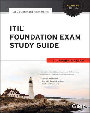 ITIL Foundation Exam Study Guide (1119942756) cover image