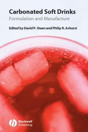Carbonated Soft Drinks: Formulation and Manufacture (1405134356) cover image