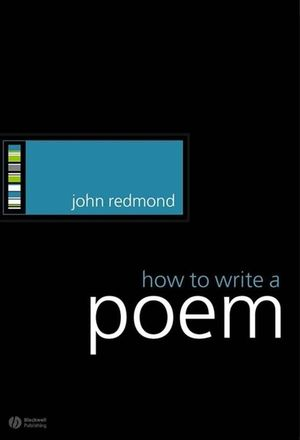 How to Write a Poem (1405148756) cover image