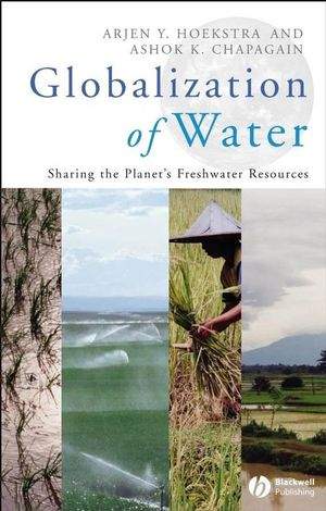 Globalization of Water: Sharing the Planet
