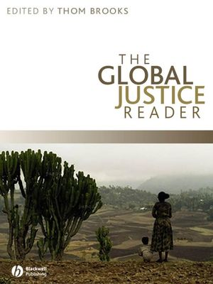 The Global Justice Reader (1405169656) cover image