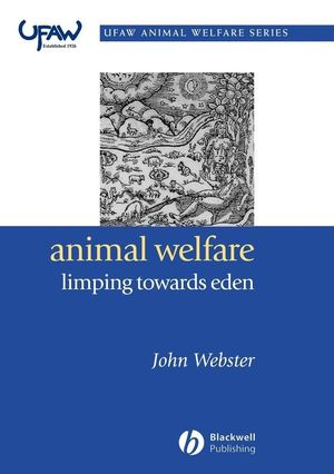 Animal Welfare: Limping Towards Eden (1405171456) cover image