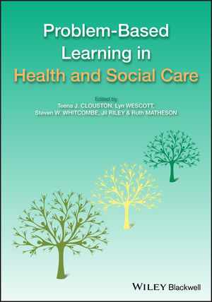 Problem Based Learning in Health and Social Care (1444320556) cover image