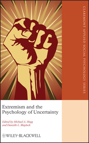 Extremism and the Psychology of Uncertainty (1444344056) cover image