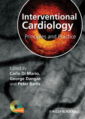Interventional Cardiology: Principles and Practice  (1444347756) cover image