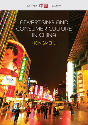 Advertising and Consumer Culture in China (1509511156) cover image