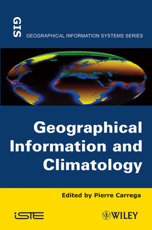Geographical Information and Climatology (1848211856) cover image