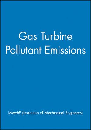 Gas Turbine Pollutant Emissions