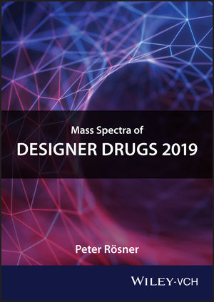Mass Spectra of Designer Drugs 2019